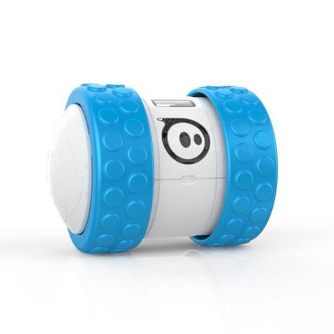 Ollie by Sphero App Controlled Bluetooth Robot Toy for iPad iPhone & Android B/W Thumbnail 5