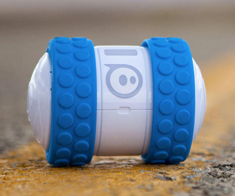 Ollie by Sphero App Controlled Bluetooth Robot Toy for iPad iPhone & Android B/W Thumbnail 6