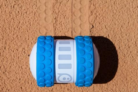 Ollie by Sphero App Controlled Bluetooth Robot Toy for iPad iPhone & Android B/W Thumbnail 7