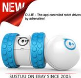 Ollie by Sphero App Controlled Bluetooth Robot Toy|1B01RW1|For iPhone & Android