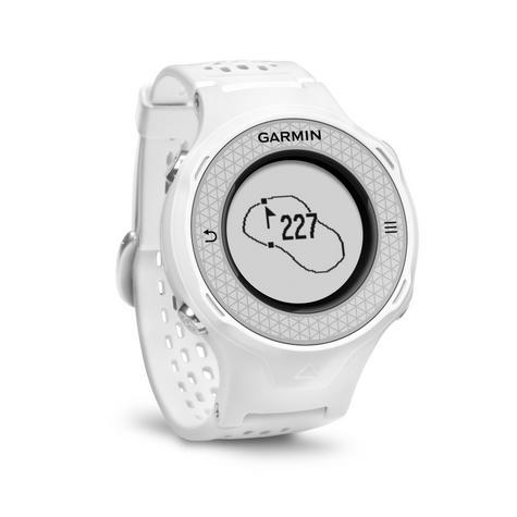 Garmin Approach S4|Golf GPS Rangefinder Watch|White|38000 Worldwide Golf Courses Thumbnail 6