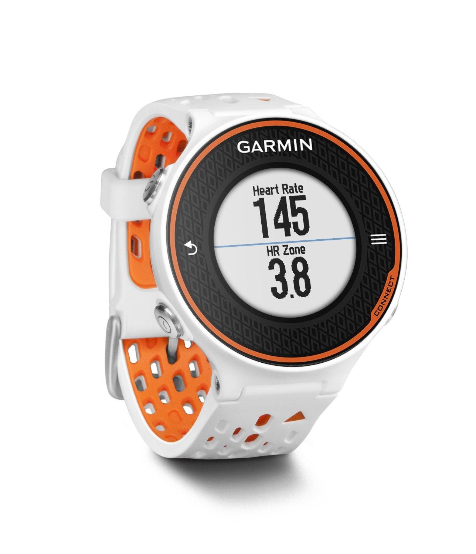 Garmin Forerunner 620 HRM Run Heart Rate Monitor White GPS ...