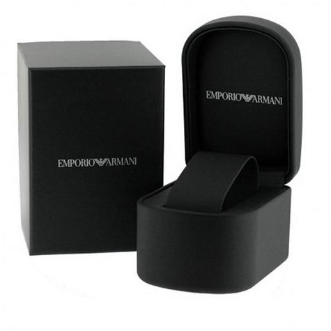 Emporio Armani Classic Gent's Stainless Steel Chronograph Designer Watch AR1635 Thumbnail 7