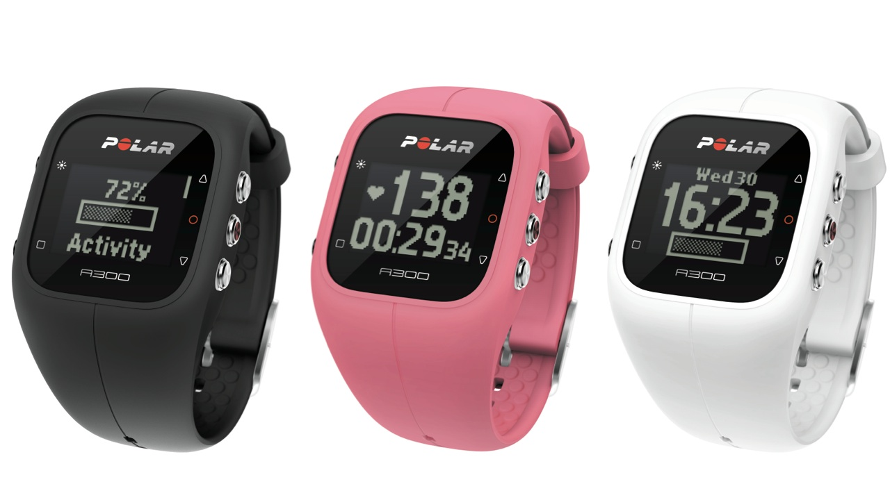 Polar A300 Fitness Activity Monitor Tracker Running Gym ...