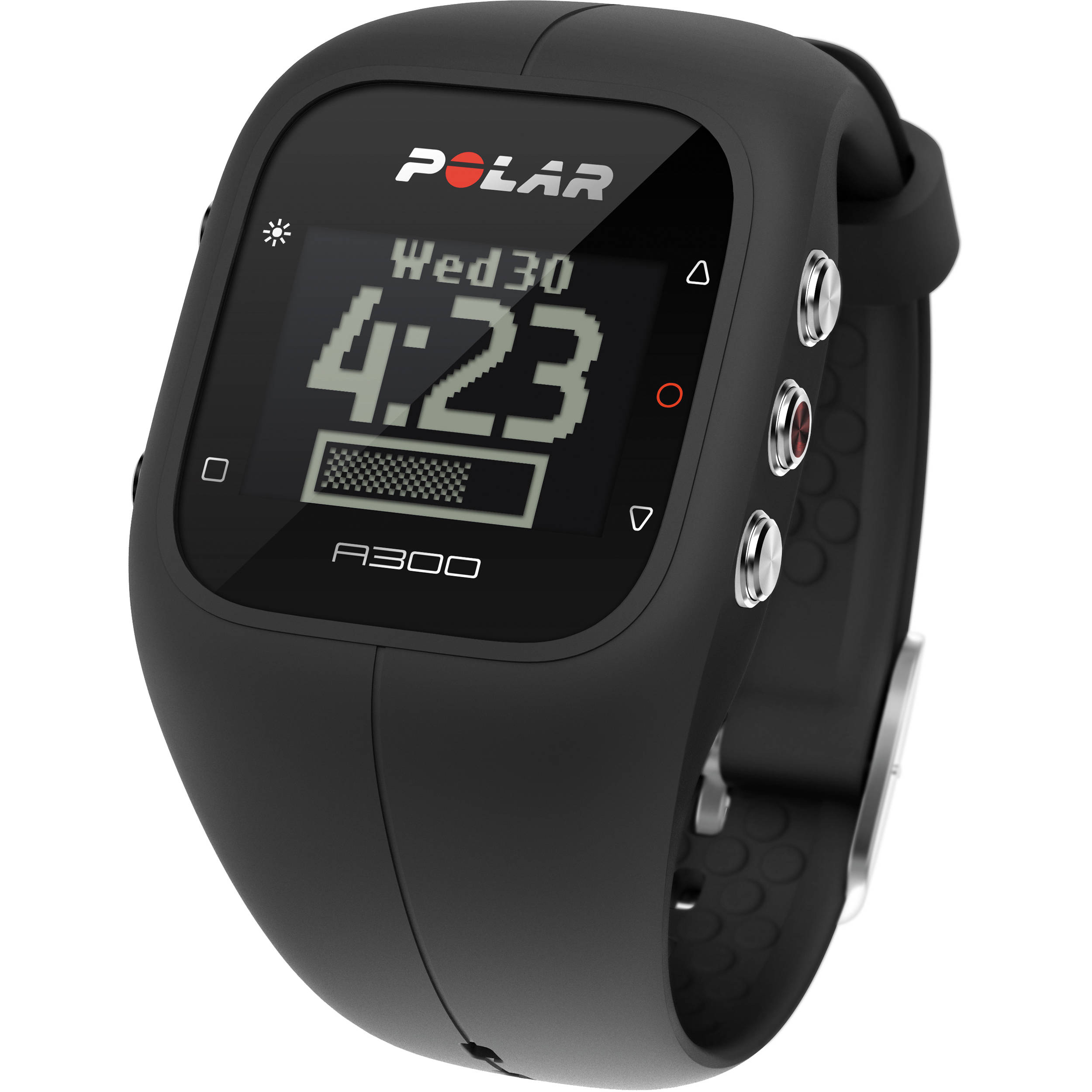 Polar A300 Fitness Activity Monitor Tracker Running Gym Training Sports Watch