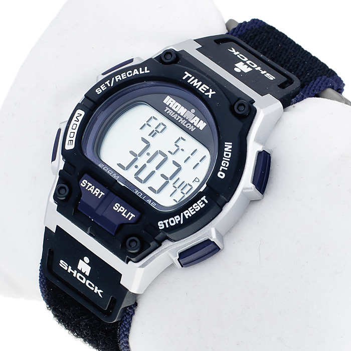 Timex Ironman Triathlon 100 Lap Watch Instructions