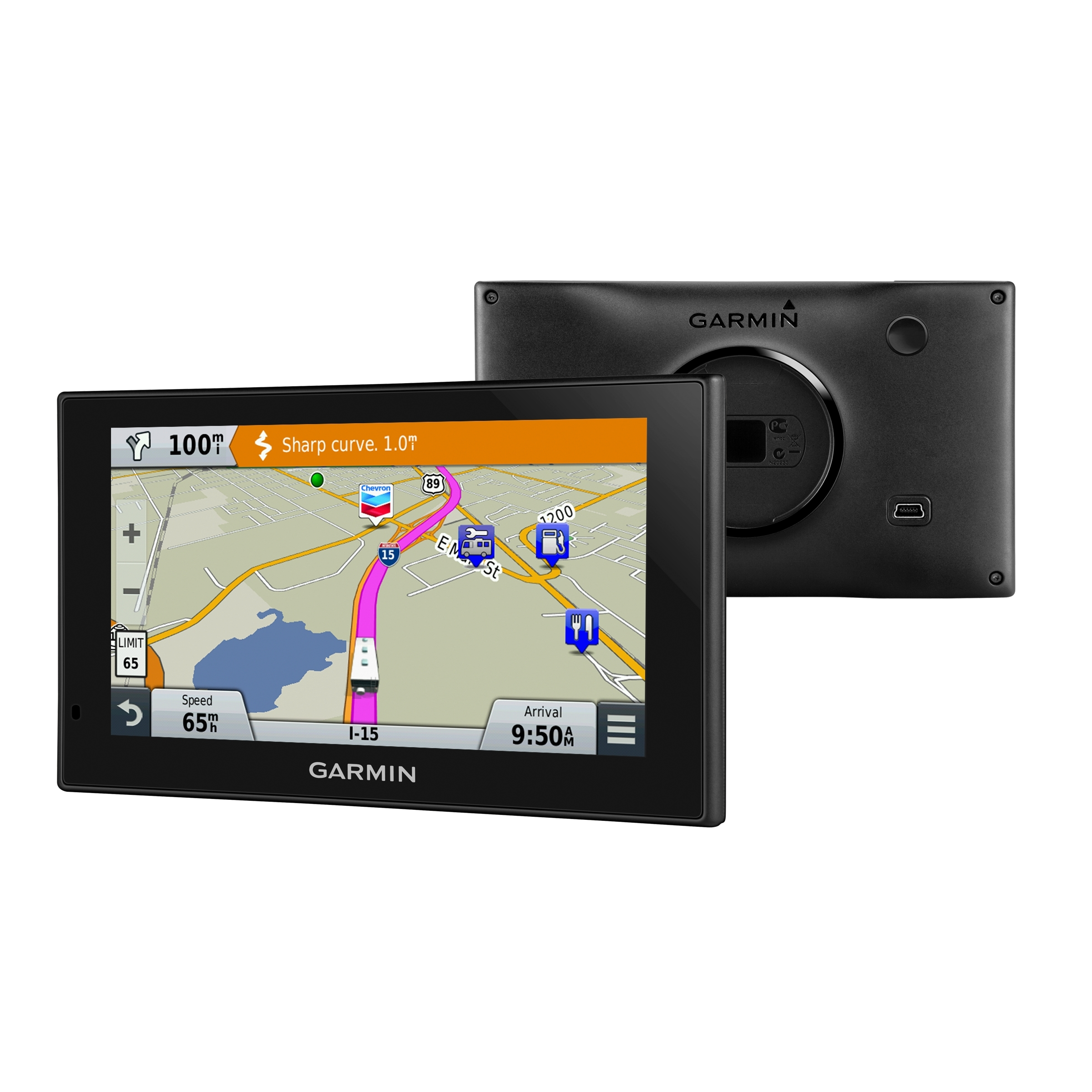 new garmin camper 660lmt d motorhome caravan gps satnav. Black Bedroom Furniture Sets. Home Design Ideas