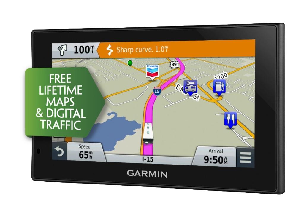 Sentinel Garmin Camper 660LMT D Motorhome Caravan GPS