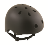 Oxford Bomber BMX Skateboard Bike Cycle Safety Helmet  Black Large 590-BOMBL5