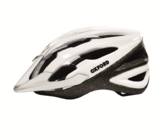 Oxford F18 Cyclone Bike Bicycle Cycle Helmet White Black Large Xlarge 590-F18L4