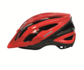 Oxford F18 Cyclone Bike Bicycle Cycle Helmet Red Black Small Medium 590-F18M1