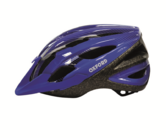 Oxford F18 Cyclone Bike Bicycle Cycle Helmet Blue Black Small Meduim 590-F18M2