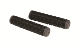 Oxford MTB Dual Density Bicycle Bike Cycle Handlebar Grips Black Grey 590-HG568B