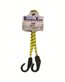 Oxford Bungie Luggage Heavy Duty Elasticated Strap with Steel Hooks 590-OF139
