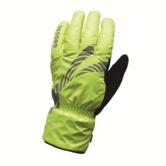 Oxford Storm Stop Cycling Bicycle Waterproof Hi Vis Gloves Large 590-TM972L