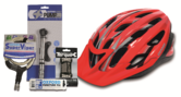 Oxford Oxford Cycle Bundle Adult 1 S/M - Red 590-BA1