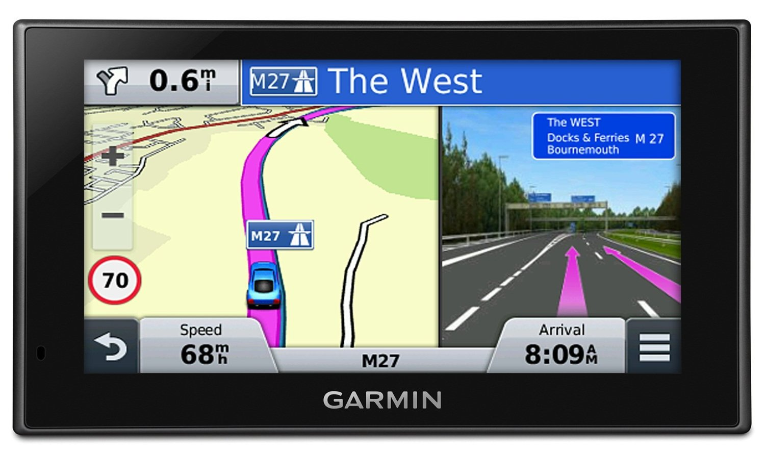 garmin nuvi 2699lmt d 6 gps satnav free europe lifetime maps 3d digital traffic sustuu. Black Bedroom Furniture Sets. Home Design Ideas