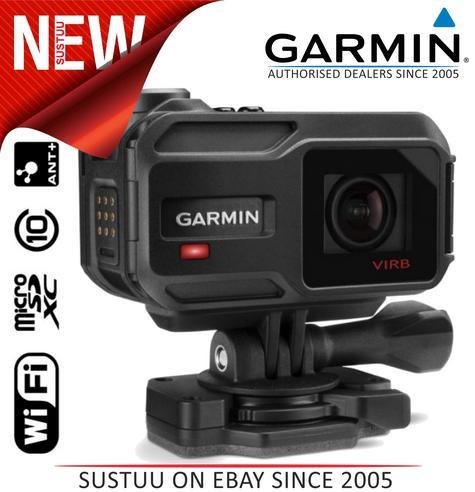 Garmin VIRB X Full HD 1080P GPS ANT+ Outdoor Sports Waterproof Action Camera Thumbnail 1