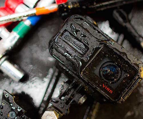 Garmin VIRB X Full HD 1080P GPS ANT+ Outdoor Sports Waterproof Action Camera Thumbnail 6