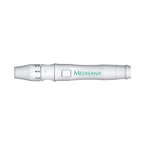 Medisana MediTouch GlucoDock Diabetic Testing Pen Blood Glucose Lancing Device  Thumbnail 3