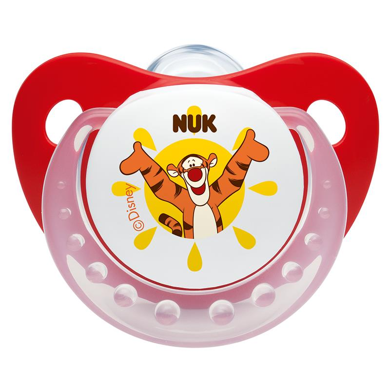 Nuk Disney Winnie The Pooh Baby Soothers Dummies Infant