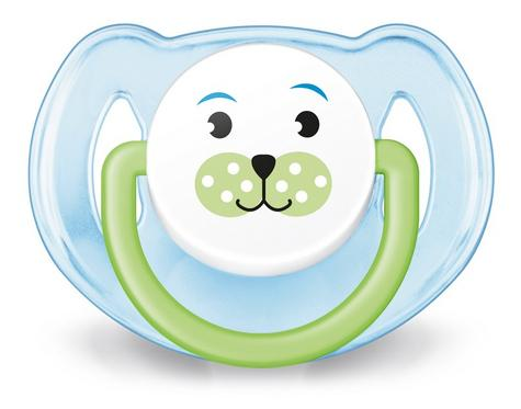 Avent Orthodontic Dynamic Animal Design Dummy Pacifier Slicone Baby Soother Grn Thumbnail 2