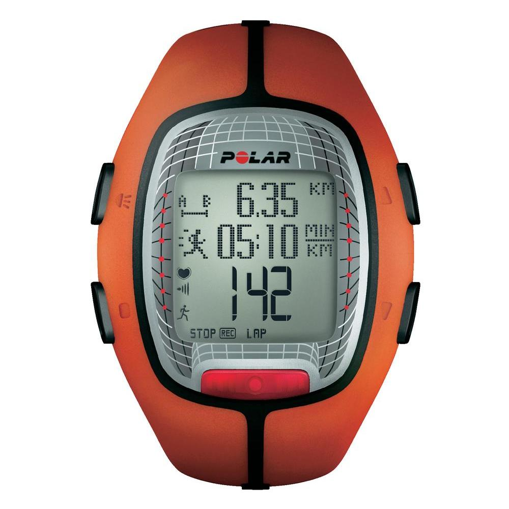 Polar RS300X HRM Heart Rate Monitor Orange Sports Fitness ...