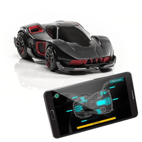 WowWee REV Robotic Smartphone App Controlled AI Battle & Race 2 Car Pack R.E.V Thumbnail 3