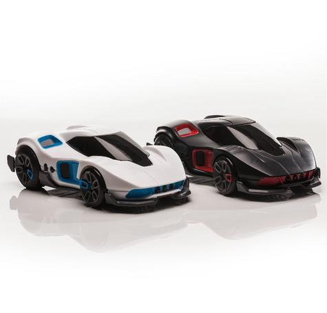 WowWee REV Robotic Smartphone App Controlled AI Battle & Race 2 Car Pack R.E.V Thumbnail 2