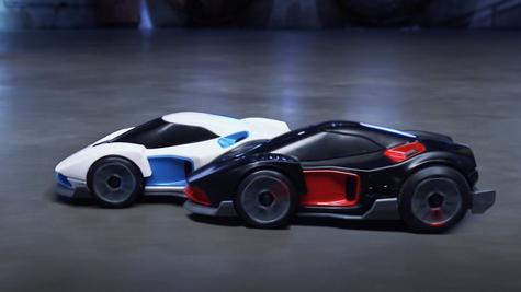 WowWee REV Robotic Smartphone App Controlled AI Battle & Race 2 Car Pack R.E.V Thumbnail 7