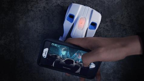 WowWee REV Robotic Smartphone App Controlled AI Battle & Race 2 Car Pack R.E.V Thumbnail 8