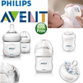 Avent Natural Infant Easy Latch On Anti-Colic Baby Feeding Milk Bottle 125ml