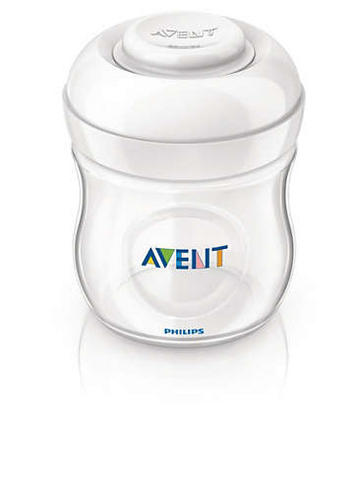 Avent Natural Infant Latch On Anti-Colic Baby Feeding Milk Bottle 125ml  Thumbnail 4