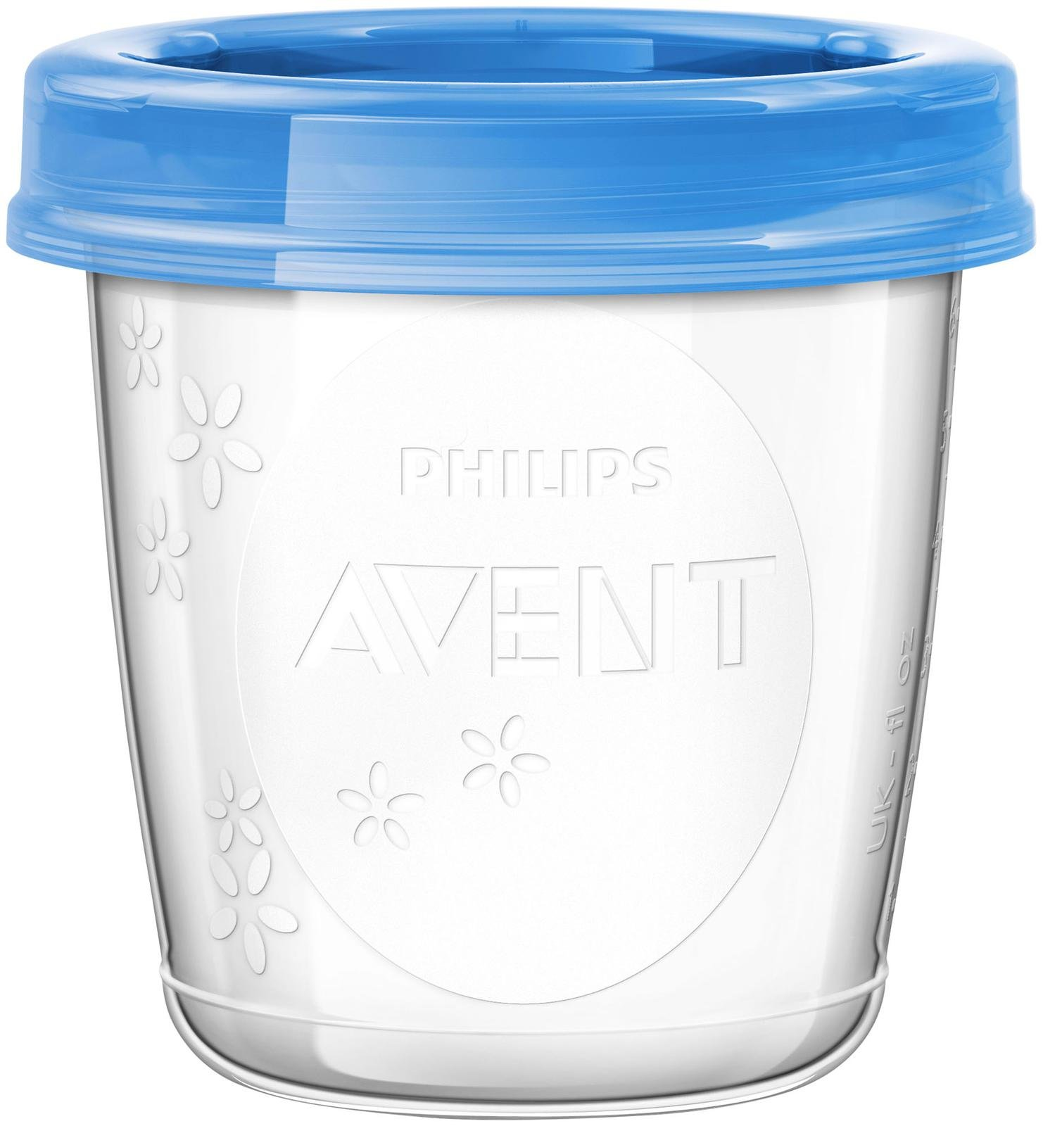 Avent Baby Breast Feeding Formula Milk Storage Infant Containers