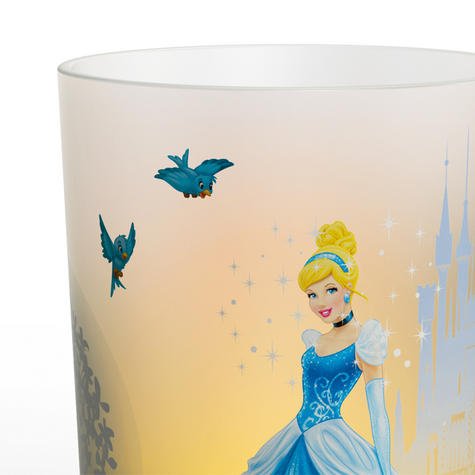 Philips Disney Cinderella Candle LED Kids Low Energy Bed Table Mood Light Lamp Thumbnail 4
