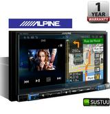 "Alpine INE W997D  7"" GPS SatNav FM MW LW HDMI Aux USB Bluetooth Fits iPod-iPhone"