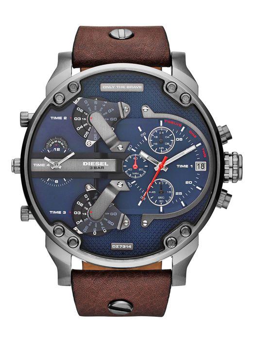 Diesel Mr. Daddy 2.0 Gent's Oversized Chronograph Designer Watch DZ7314