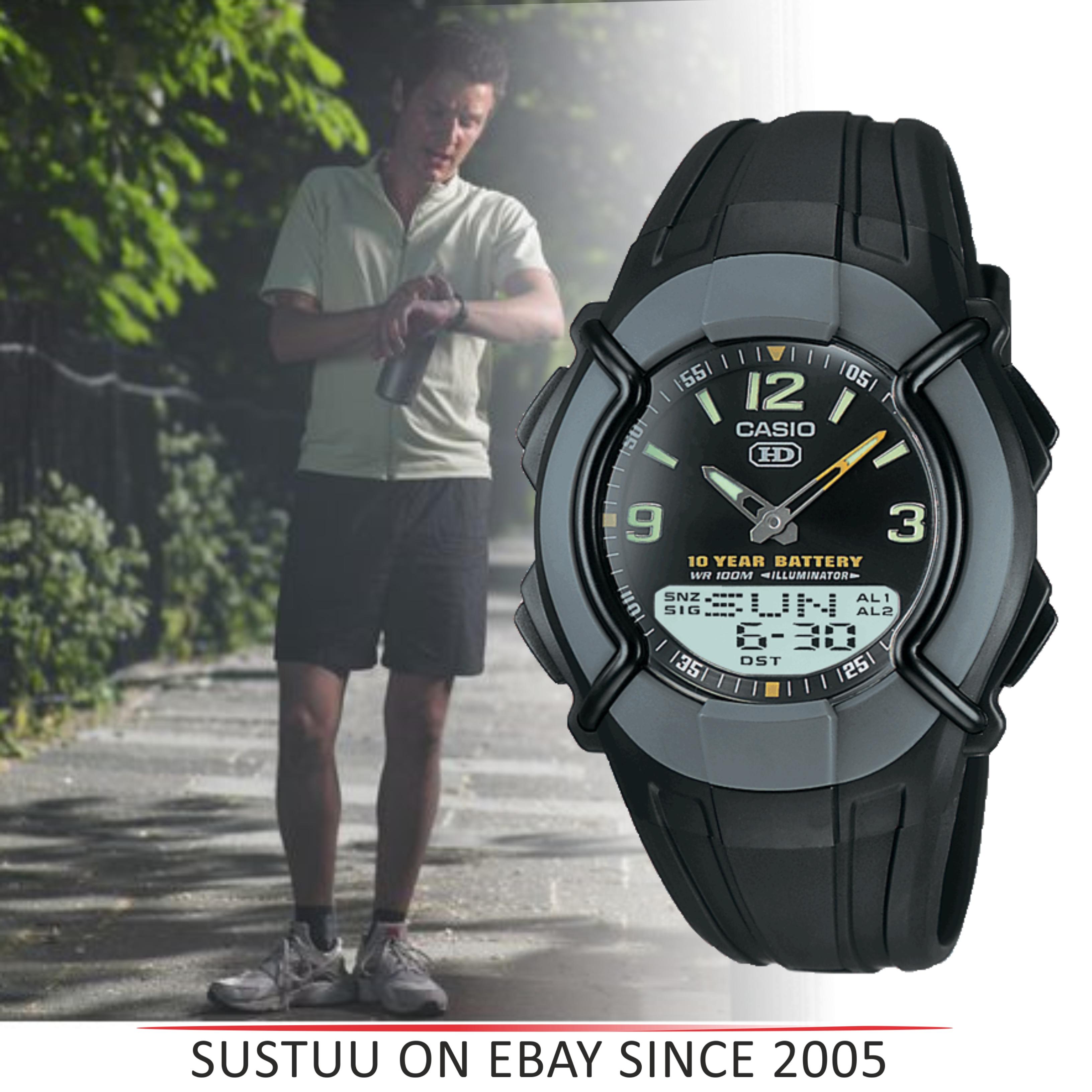 casio men s hd heavy duty combination sports world time 100m watch rh ebay co uk manual reloj casio hdc-600 casio hdc-600 user manual