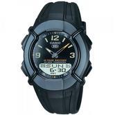 Casio Men's HD Heavy Duty Combination Sports World Time 100m Watch HDC-600-1BVES