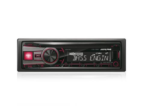Alpine CDE 192R RADIO/CD/MP3/IPOD/USB/3.5 AUX Car Media Receiver 1YEAR WARRANTY Thumbnail 3