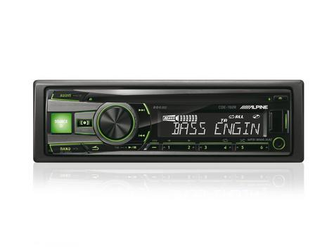 Alpine CDE 192R RADIO/CD/MP3/IPOD/USB/3.5 AUX Car Media Receiver 1YEAR WARRANTY Thumbnail 4