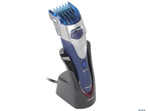 Panasonic ERGS60S ?Men's Hair-Body Rechargeable Trimmer Clipper ? Cordless ? Wet Dry Thumbnail 3