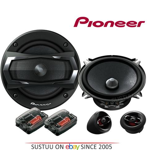 Pioneer TS A173Ci|2 Way Component In Car Door Speaker|17 Cm|350W Thumbnail 2