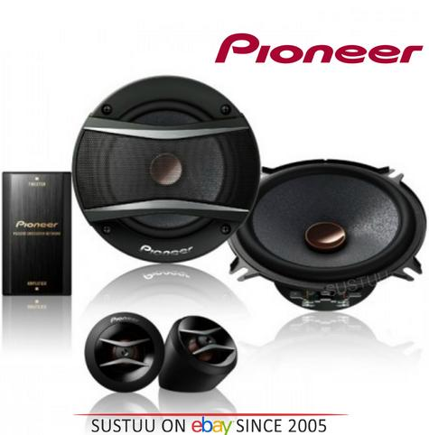 Pioneer TS A173Ci|2 Way Component In Car Door Speaker|17 Cm|350W Thumbnail 1