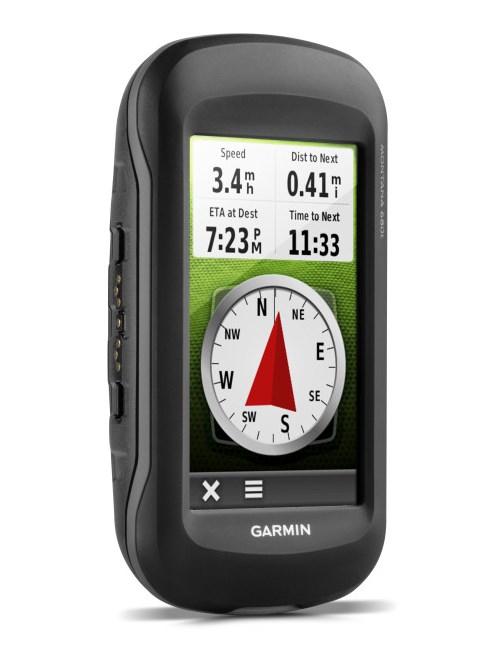 Garmin Montana 650t Outdoor Handheld GPS Navigation Unit with 5 Megapixel Camera