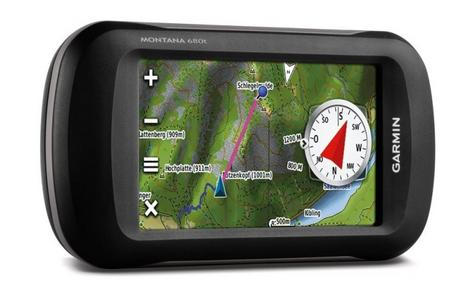 Garmin Montana 680T GPS Handheld Navigator + Europe TOPO Maps & 8MP Camera NEW Thumbnail 6
