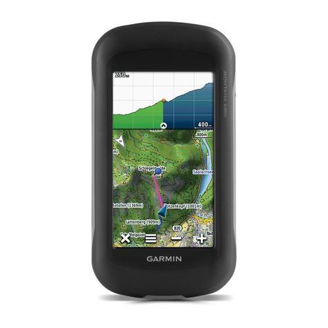 Garmin Montana 680T GPS Handheld Navigator + Europe TOPO Maps & 8MP Camera NEW Thumbnail 3