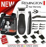 Remington HC366 Mens's Cordless Stylist Hair 25 Piece Clipper Shaver Kit Set