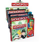 Hasbro Monopoly Family Fun Game Activty Party Children & Adult Fun Board Games