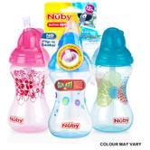 Nuby Children Easy Sip Non-Spill Designer Flip It Toddler CUP 300ml +12 Months